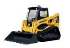 Thumbnail Komatsu CK30-1 Crawler Skid-Steer Loader Service Shop Manual(F30001 and UP)