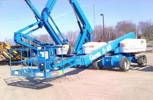 Pay for Genie S-80 S-85 S-80X Telescopic boom lift Service Manual