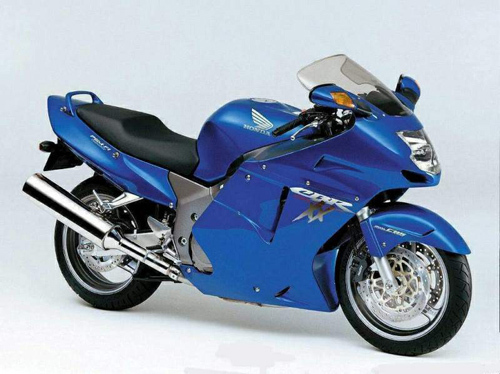 1999-2002 Honda Cbr1100xx Service Repair Manual