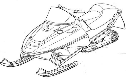 Pay for 2006-2008 Yamaha Apex Attak RX10 Snowmobile Service Repair Manual