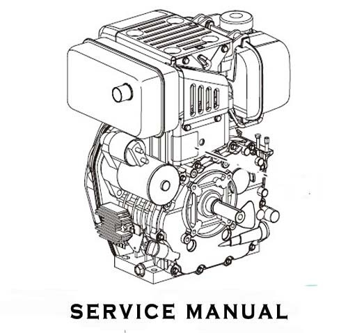 Yanmar Industrial Engine 2v Series Operation Manual