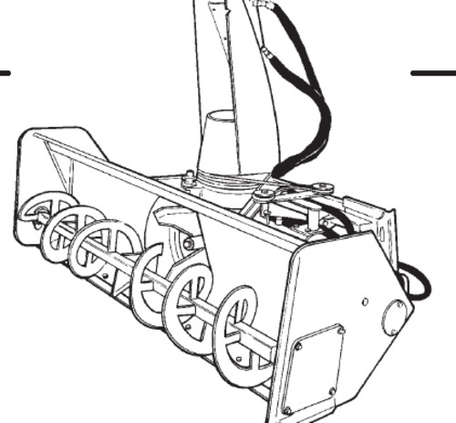 Bobcat Model 1412  Model 1812  Model 2118  Model 2418 Snow Blower Service Repair Manual Download
