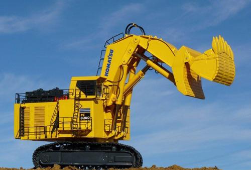 Pay for Komatsu PC8000-6 Electro Mining Hydraulic Shovel Service Manual(SN:12048)