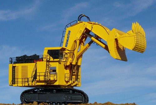 Pay for Komatsu PC8000-6 Diesel Mining Hydraulic Shovel Service Manual(SN:12046 and up)