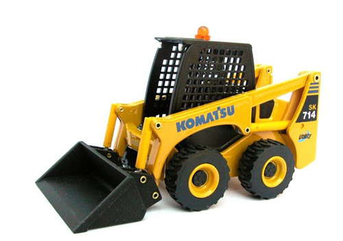 Komatsu Sk714