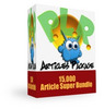 Thumbnail Monster PLR Article Package