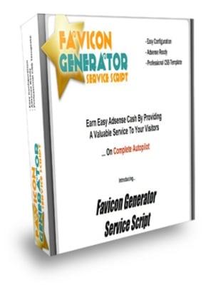 Pay for Favicon Generator Service Script