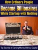Thumbnail Secrets of becoming Billionaire while starting with nothing