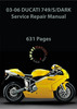 Thumbnail 2003-06 Ducati 749-S-R-Dark Repair Manual