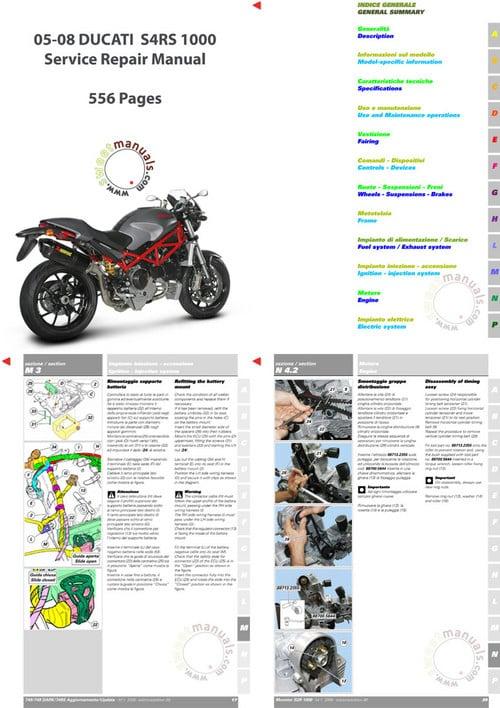 Free 2004 Ducati 999 R S Service Repair Manual Download border=