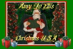 Thumbnail Amy Jo - Christmas USA - 10 song CD