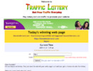 Thumbnail Traffic Lottery Script