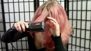 Sybil Straightens her Hair Part 2