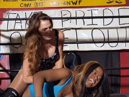 Pay for FFGPIC084 Old School Pro-Wrestling Sin-d vs Josie