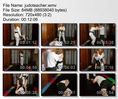 Pay for FFGMIX033 Judo Teacher