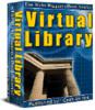 Thumbnail Virtual Library 3.5 + RESELL RIGHTS