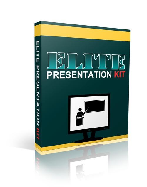 Pay for Elite Presentation Kit