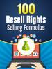 Thumbnail 100 RR Selling Formulas