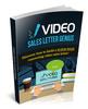 Thumbnail Video Sales Letter Genius