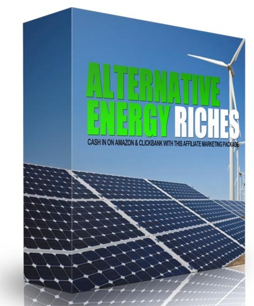 Pay for Alt Energy Riches
