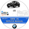 Thumbnail BMW X6 E71 Complete Workshop Service Repair Manual 200