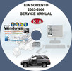Thumbnail KIA SORENTO 2003 - 2006 SERVICE REPAIR MANUAL