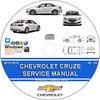 Thumbnail CHEVROLET CRUZE JG JH 2010 - 2016 Service Repair Manual