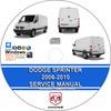 Thumbnail DODGE SPRINTER 2006 - 2010 Service Repair Manual 06 07 08 09