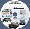 Thumbnail HUMMER H1 2000 SERVICE REPAIR MANUAL + PARTS CATALOG