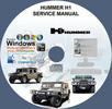 Thumbnail HUMMER H1 2000 SERVICE REPAIR MANUAL + PARTS CATALOG