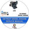 Thumbnail DETROIT DIESEL SERIES 50 AND 50G SERVICE REPAIR MANUAL