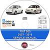 Thumbnail Fiat 500 500C Abarth 500E 2007 - 2016 Service Repair Manual
