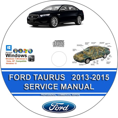 Ford Taurus 2013 2014 2015 Service Repair Manual