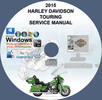 Thumbnail Harley Davidson 2015 Touring All Models Service Repair Manua