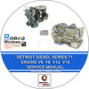 Thumbnail Detroit Diesel Series 71 Engines Service Repair Manual