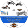 Thumbnail Harley Davidson Sportster XL/XLH All Models 1986-2003 Manual
