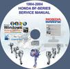 Thumbnail Honda Outboard BF Series Service Repair Manuals 1984-2004