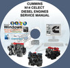 Thumbnail CUMINS DIESEL ENGINES CELECT N14 SERVICE REPAIR MANUAL