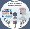 Thumbnail Honda Outboard BF Series Service Repair Manuals CD 1984-2004