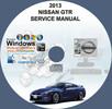Thumbnail NISSAN GT-R R35 SERIES 2013 FACTORY SERVICE REPAIR MANUAL