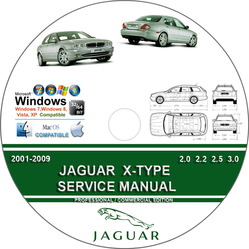 jaguar x type engine diagram jaguar x type 2 0 2 2 2 5 3 0 service repair manual 20 tradebit  2 0 2 2 2 5 3 0 service repair manual