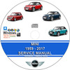 Thumbnail Mini 1959 - 2017 Service Repair Manual Mini Cooper