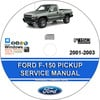 Thumbnail Ford Pickup F150 2001 - 2003 Service Repair Manual F-1