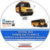Thumbnail Thomas Saf-T-Liner C2 School Bus Workshop Repair Manual