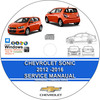 Thumbnail Chevrolet Sonic 2012 - 2016 Service Repair Manual + Wiring