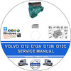 Thumbnail VOLVO TRUCK D12 D12A D12B D12C ENGINE SERVICE REPAIR MANUAL