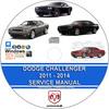Thumbnail Dodge Challenger 2011 - 2014 Service Repair Manual