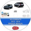 Thumbnail KIA SORENTO XM 2010-2015 Service Repair Manual