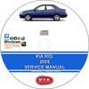 Thumbnail Kia Rio 2005 Service Repair Manual