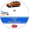 Thumbnail Kia Rio 2009 Service Repair Manual